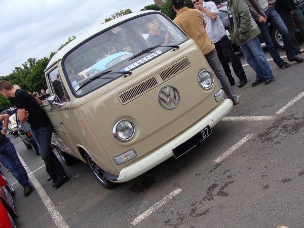 Volkswagen Transporter T2 Pick-up 1967