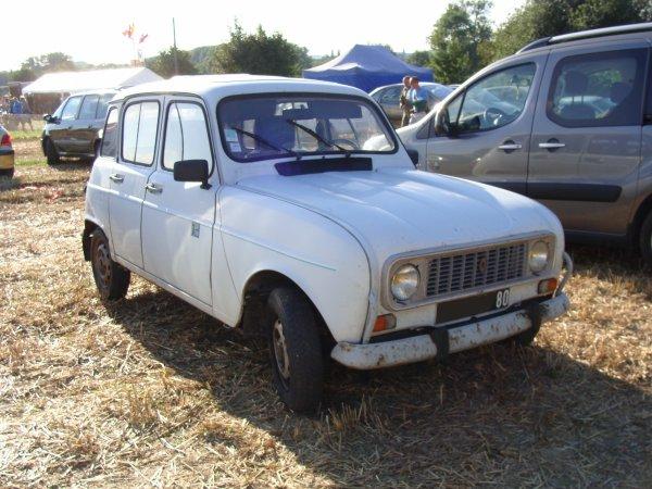 Renault 4 Carte Jeunes 1991