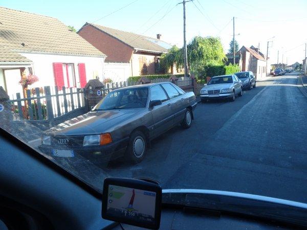 Audi 100 C3 1988