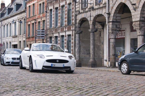 Jaguar XKR-S X150 2013