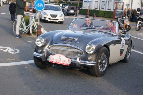 Austin-Healey 3000 MK II A 1961