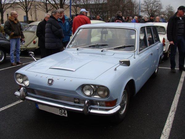 Triumph 2000 MK I 1965