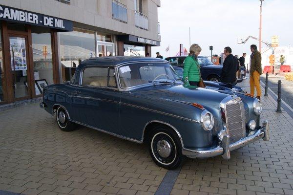 Mercedes 220 S 1956
