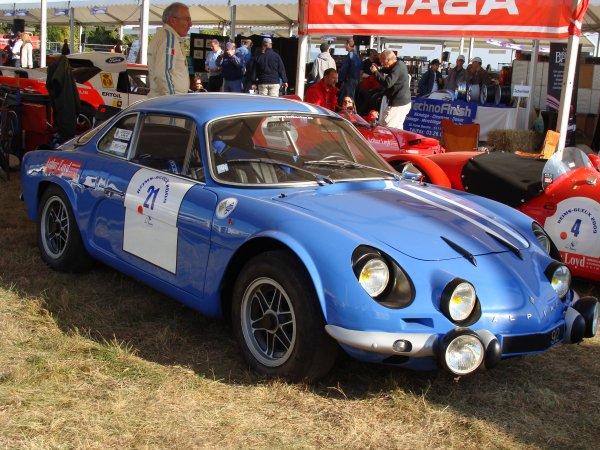 Alpine A 110 1966