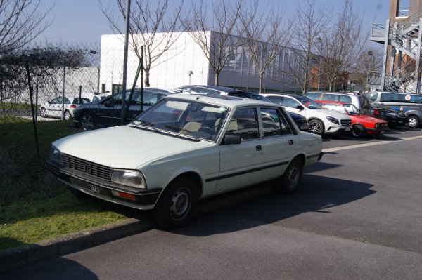 Peugeot 505 1979