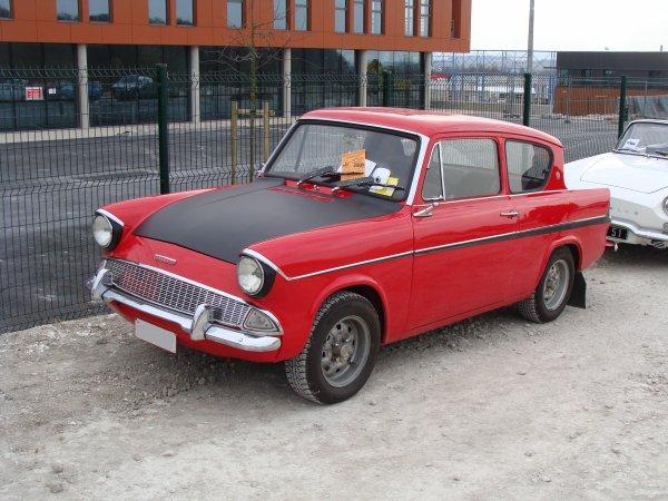 Ford Anglia Sportsman 1967