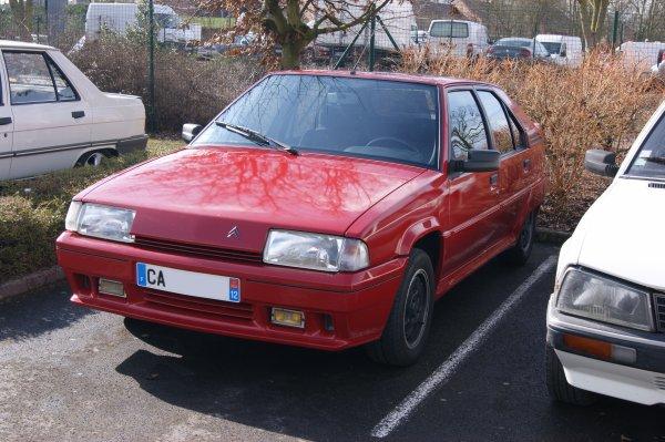 Citroën BX 16 Soupapes 1989