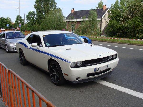 Dodge Challenger RT 2008