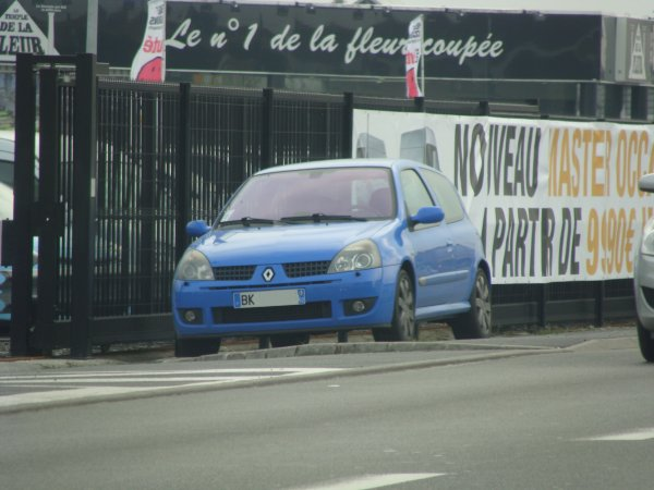 Renault Clio RS 2004