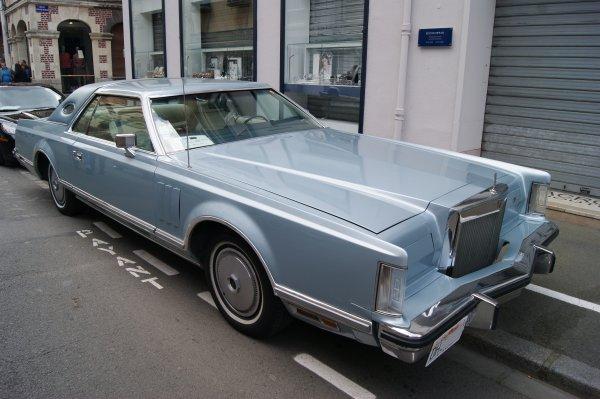 Lincoln Continental MK V 1979