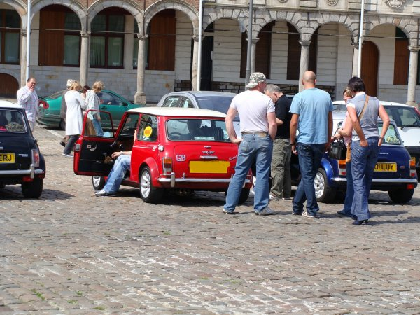 Mini Cooper S 1999