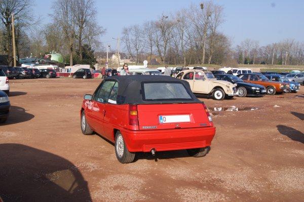 Renault 5 Campus EBS 1990