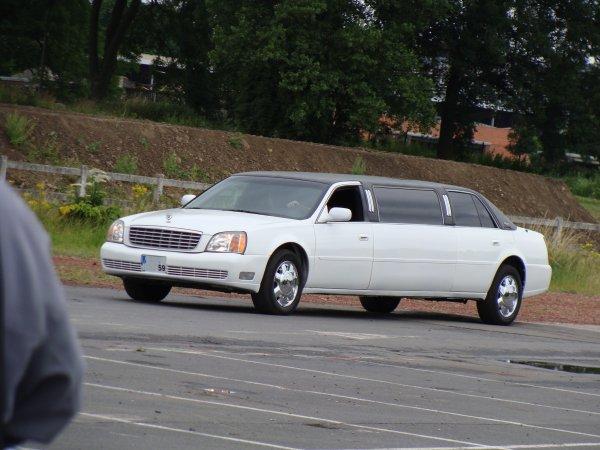 Cadillac De Ville 1999