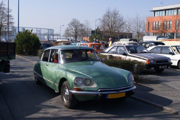 Citroën DS 20 Pallas 1974
