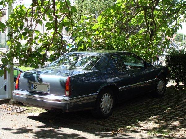Cadillac Eldorado 1991