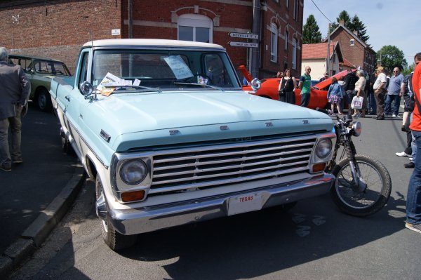 Ford F 100 1967