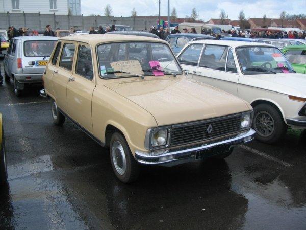 Renault 6 L 1973