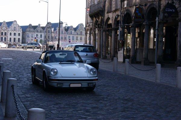 Porsche 911 SC Cabriolet 1982