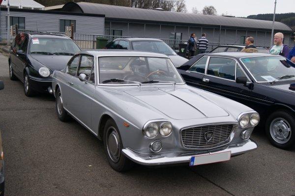 Lancia Flavia Pininfarina 1962