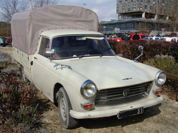 Peugeot 404 U8 1970