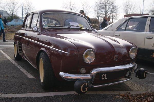 Renault Dauphine R1091 Gordini 1963