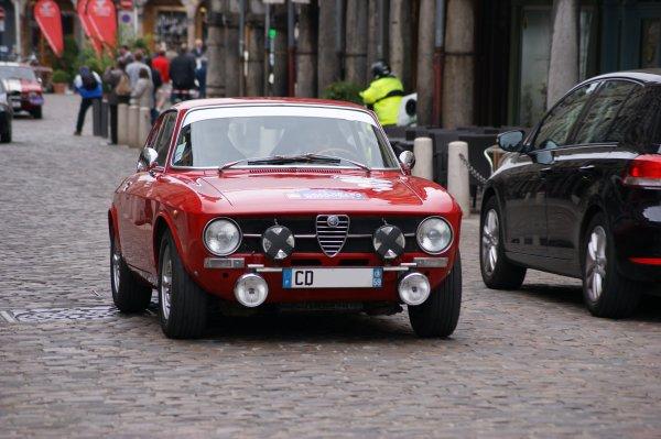 Alfa Romeo Giulia GT Junior S3 1974