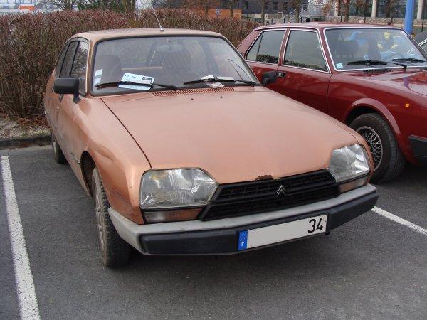 Citroën GSA 1979