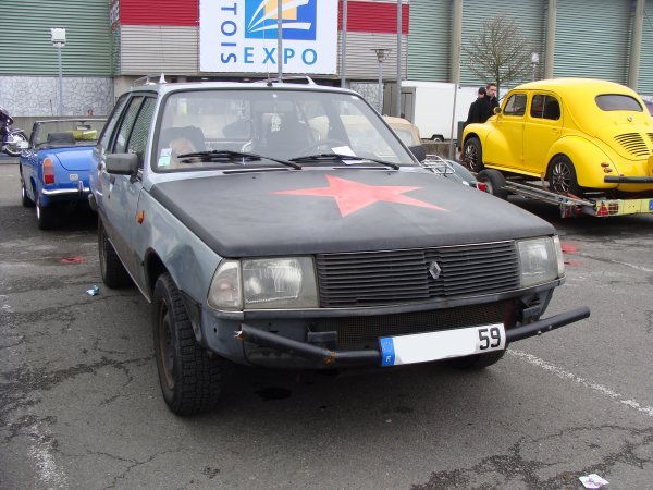 Renault 18 Break 1983