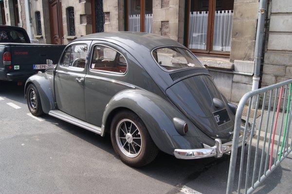 Volkswagen Coccinelle 1962