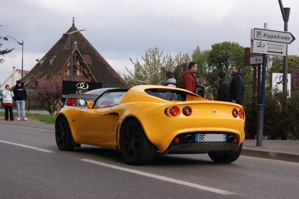 Lotus Elise S2 2001