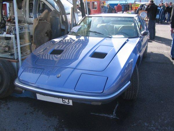 Maserati Indy 1968
