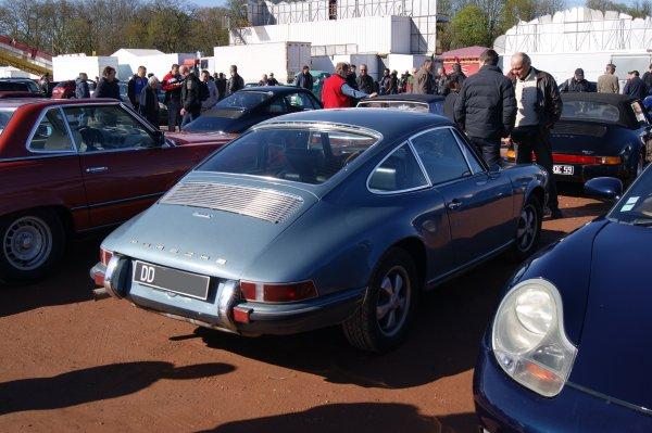 Porsche 911 T 1969