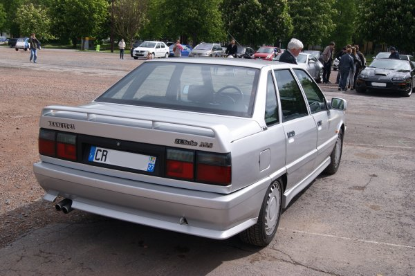 Renault 21 Turbo 1987
