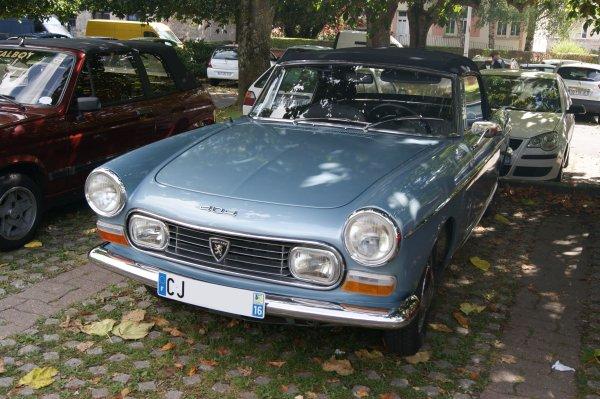 Peugeot 404 Cabriolet 1966