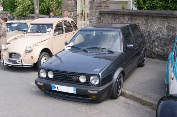 Volkswagen Golf 2 GTI 16 Edition One 1990