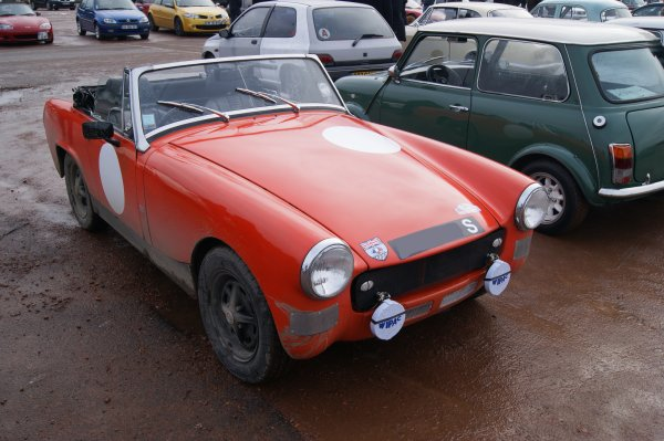 MG Midget 1500 1977
