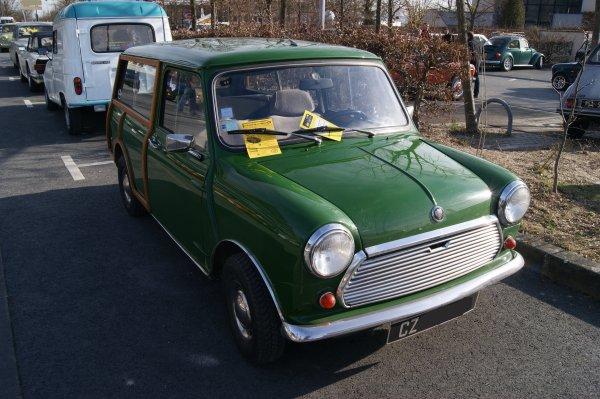 Austin Mini Countryman MK II 1967
