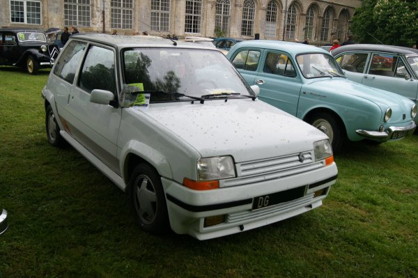 Renault 5 GT Turbo 1985