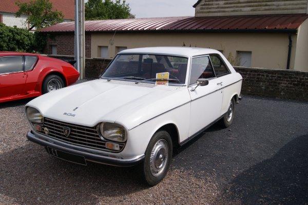 Peugeot 204 Coupé 1969
