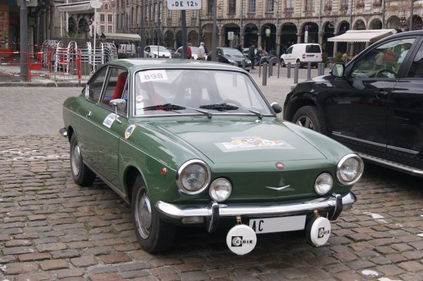 Fiat 850 Sport Coupe 1968