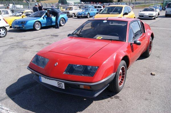 Alpine A 310 V6 1980