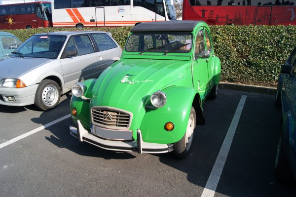 Citroën 2 CV 6 Club 1985