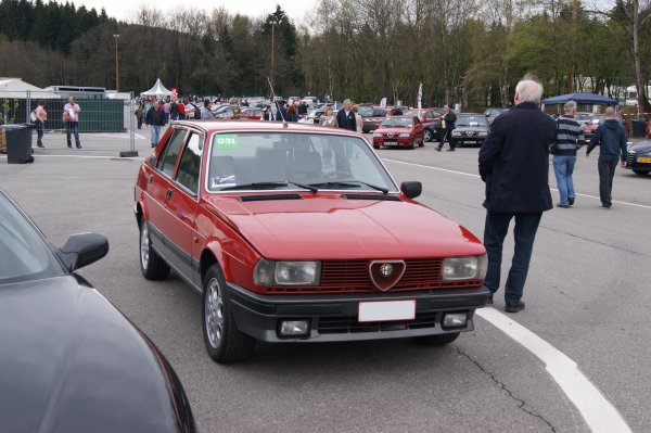 Alfa Romeo Giulietta 1985