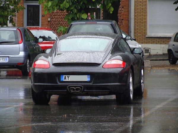 Porsche Cayman 987 S 2005