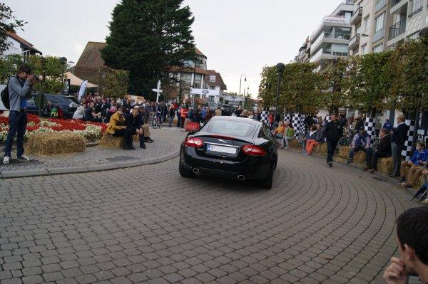 Jaguar XK X150 2011