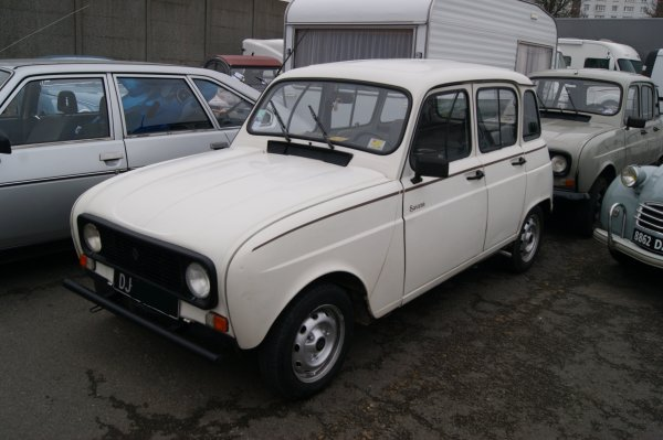 Renault 4 Savane 1986