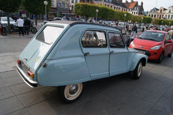 Citroën Dyane 1968