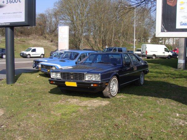 Maserati Quattroporte 1979