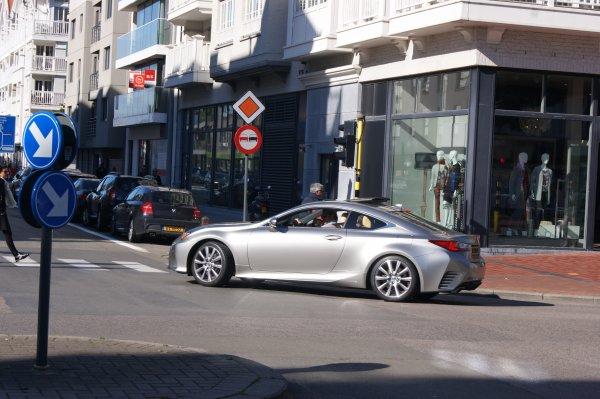 Lexus RC 2013