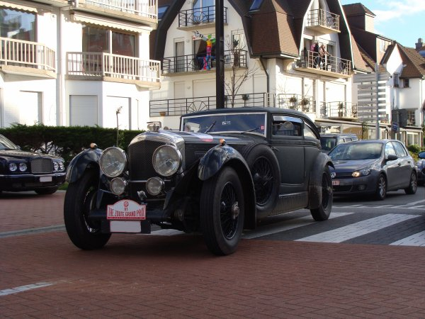 Bentley Speed 6 1931